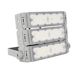 灰色加厚款LED模組投光燈