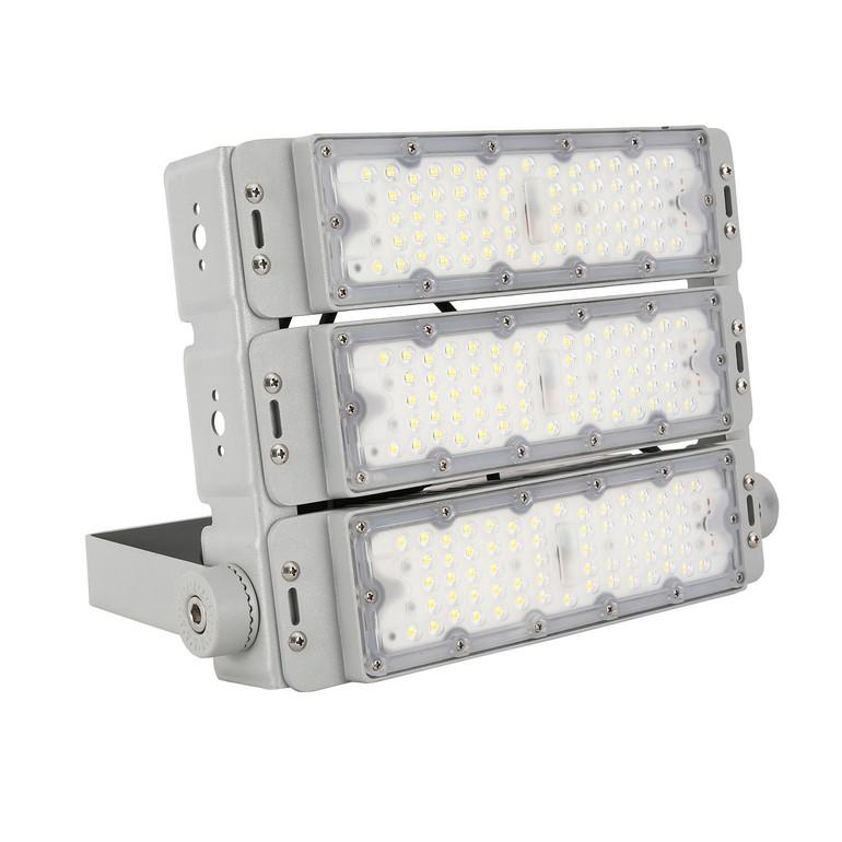 灰色加厚款LED模组投光灯