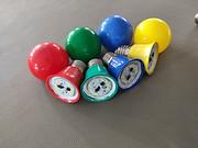 A款红-绿-蓝-黄色LED球泡