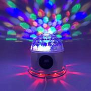 10W自走-蓝牙音乐蘑菇球