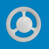 圆款白色节能LED球泡