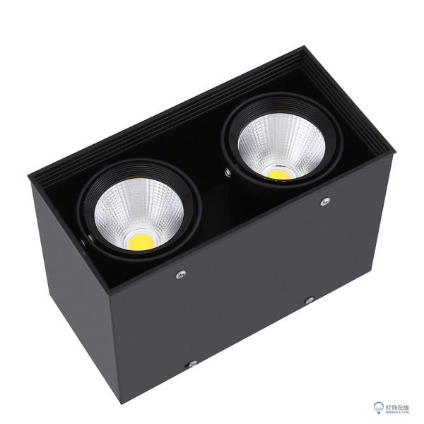 双头明装射灯,明装射灯,射灯,双头明装射灯的选择须知是什么