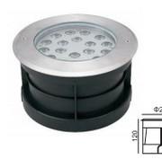 常规款大功率LED地埋灯外壳