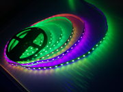常规款LED七彩软灯带