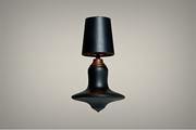 Spintop陀螺燈:一款傾斜但永不傾覆的燈