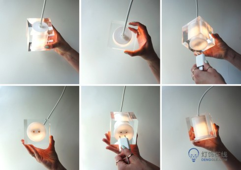 led,插座吊灯……是吊灯  同时也是插座