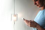 插座吊灯……是吊灯  同时也是插座