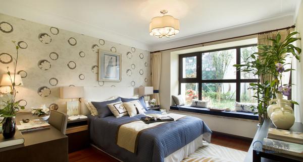 美式卧室吸顶灯,卧室吸顶灯,吸顶灯,美式卧室吸顶灯在装修时很受欢迎