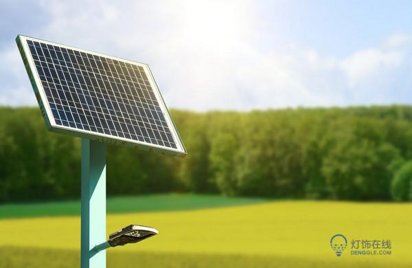 太阳能蜡烛灯可以很好的节能环保