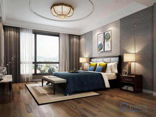 圆形卧室吸顶灯被选择的情况如何