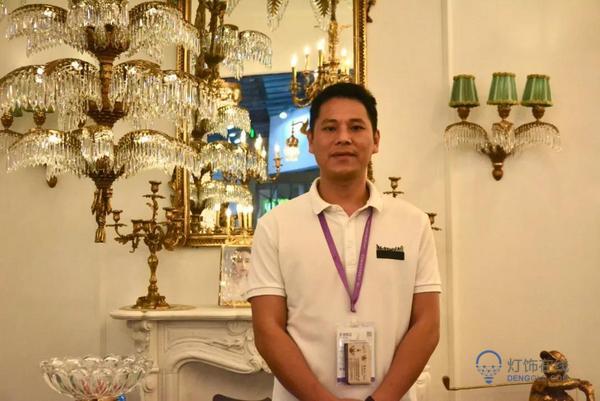 古镇灯博会,展商,展商与观众说了才算 高质量卖买 效果很满意!