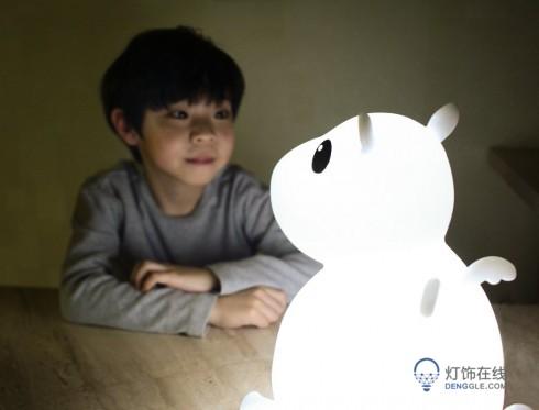 智能灯,可以和小朋友互动的智能灯
