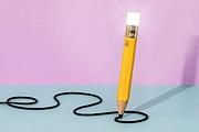 你家的鉛筆只能用來畫線 這設計師的鉛筆卻是盞臺燈